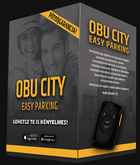 OBU City Easy Parking