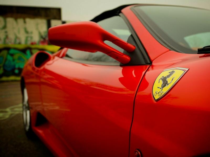 Ferrari vásárlás