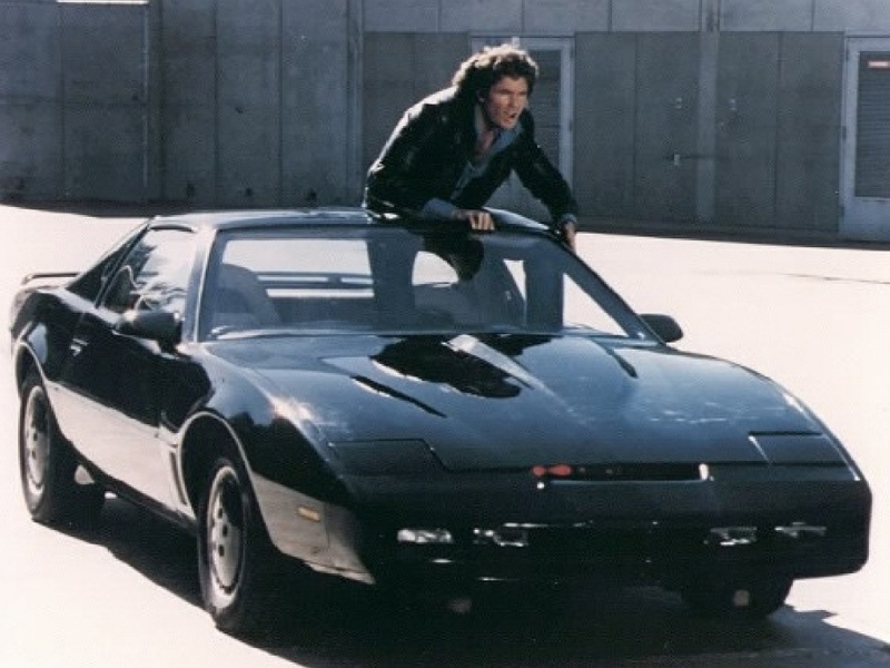 1982 Pontiac Firebird Trans Am (Knight Rider)