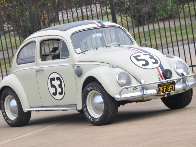 Volkswagen Beetle (Kicsi Kocsi filmek