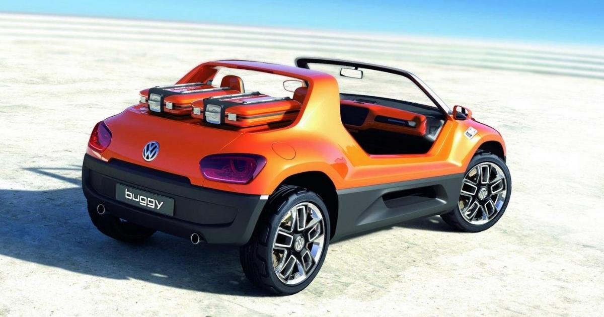 Elektromos VW Buggy